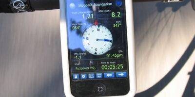 GPS-velo