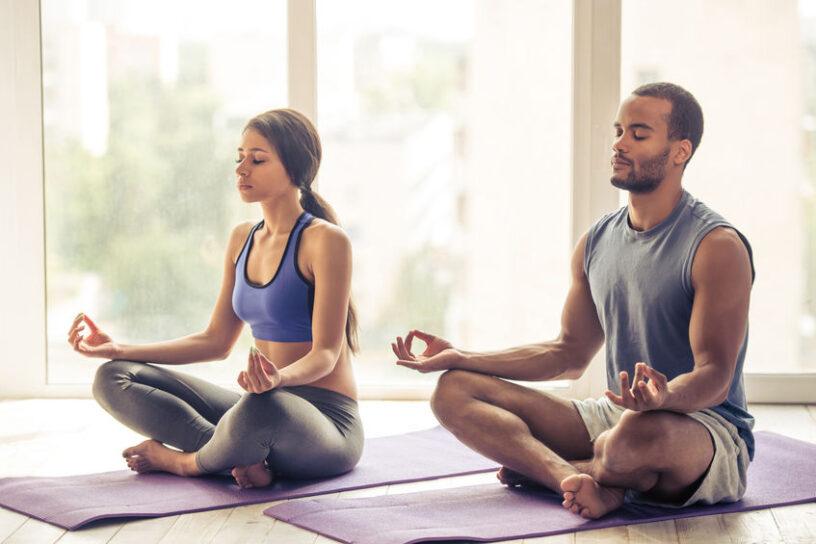 pratique yoga